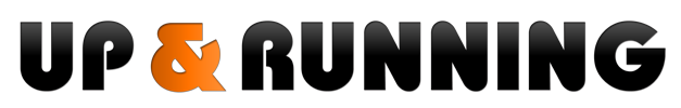 Up _ Running logo