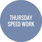 Thursday - Speed Work
